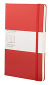 Moleskine Large Ruled Notebook Kırmızı (Çizgili) Hardcover