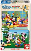 Educa 2 X 16 Mickey Mouse Club House 14181 Çocuk