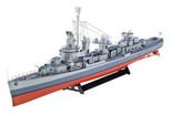 Revell Gemi Maket Fletcher Class Destroyer/Zerstörer Z-11:144 05091