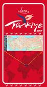 Harita Türkiye 70*100 İngilizce