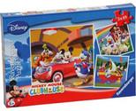 Wd-Mickey Club House 3x49 Parçalı Ra 092475
