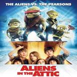 Aliens In The Attic - Evimde Uzaylı Var