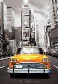 Educa Puzzle  New York Taxi No:1 14468   1000'lik