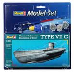 Revell Model-Set U-Boot Typ VIIC 65093