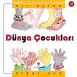Erken Çocukluk Kitaplığı - Bir Uçtan Diğer Uca Dünya Çocukları (3-6 Yaş)