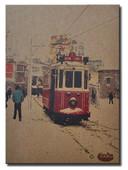 Krafton Kraft İstanbul Defter / Büyük-Tramvay 14x19 64602-9