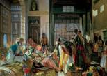 Educa Puzzle  Harem         ( JOHN FREDERİCK LEWIS )  14733   1000 LİK