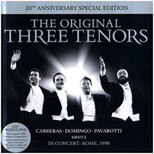 The Three Tenors - In Concert : 20th Anniversary Edition (CD+DVD)