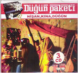 Düğün Paketi (3CD)