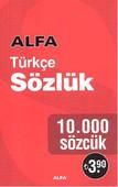 Alfa Türkçe Sözlük