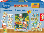 Educa Puzzle Çocuk Handy Manny Superpack 14406