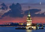 Educa Puzzle Kiz Kulesi - Istanbul (IZZET KERIBAR) NEON 14756