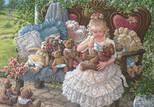 Anatolian Puzzle Holly'nin Ayıcıkları / Holly's Bears 260 Parça 3270