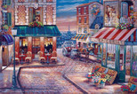 Anatolian Puzzle Cafe Randevu / Cafe Rendezvous 500 Parça 3523