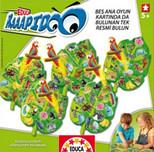 Educa Puzzle 14902 RAAAPIDOO DOĞA   Eğitici Oyun