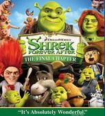 Shrek Forever After - Şrek Sonsuza Dek Mutlu