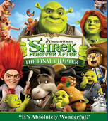 Shrek Forever After - Shrek Sonsuza Dek Mutlu (SERI 4)