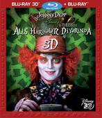Alice In Wonderland (3 Boyutlu)