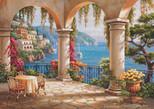 Art Puzzle Terrace Arch Iı 4705 2000' lik