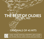 The Best Of Oldies 3 CD - 70's, 80's, 90's
