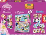 Educa Puzzle superpack Disney Princesses 13702