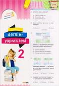 2. Sınıf Tüm Dersler Yaprak Test