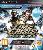 Time Crisis: Razing Storm PS3 (move uyumlu)