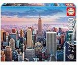 Educa Puzzle   NEW YORK HDR    14811      1000 lik