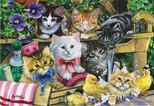 Anatolian Puzzle Banyo Zamanı / Bathtime Kittens 260 Parça 3282