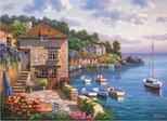 Anatolian-Koy Bahçesi / Harbor Garden 1000 Parça Puzzle 3117