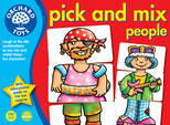 Orchard Pick And Mıx People 3 - 7 Yaş 008