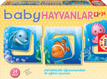 Educa Puzzle Baby Hayvanlar  15033