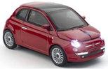 Click Fiat 500 New Red 2.4 GHz Kablosuz Mouse