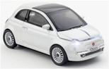 Click Fiat 500 New White 2.4 GHz Kablosuz Mouse