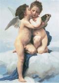 Ravensburger Puzzle Bouguereau - Cupıd & Psyche  Ra 162284 1500 Parça