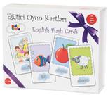 Eğitici Oyun Kartları - English Flash Cards
