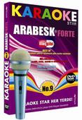 Karaoke Star 9 Arabesk Forte (Mikrofon Hediyeli)