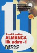Almanca İlk Adım - 1 (2 CD'li) - Kutulu