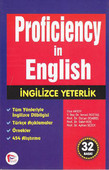 Proficiency in English İng.Yeterlik
