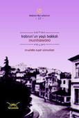 Trabzon'un Yaşlı Bakkalı Mumhaneönü