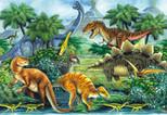 Dinazorlar Vadisi I / Dino Valley I 3285 260 Parça Puzzle