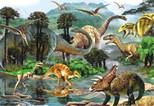 Dinazorlar Vadisi Iı / Dino Valley Iı 3288 260 Parça Puzzle