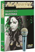 Academy Karaoke DVD:Madonna (Mikrofon Hediyeli)