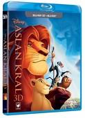Lion King Diamond Editon (3D) - Aslan Kral Pırlanta Versiyonu (3 Boyutlu)