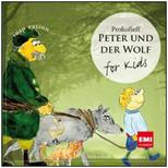 Prokofieff: Peter Und Der Wolf: For Kids