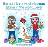 The Best Christmas Karaoke Album in The World...Ever!