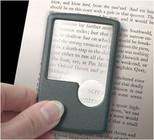 İF 5221 Pocket Led Dual Focus Magnifier
