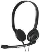 Sennheiser PC 3 Chat  Mikrofonlu Kulaküstü Kulaklık (Siyah)