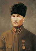 Art Puzzle Başkomutan Mareşal Gazi Mustafa Kemal 500 Parça 4158