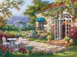 Art Puzzle Sprıng Patıo 500 Parça 4177